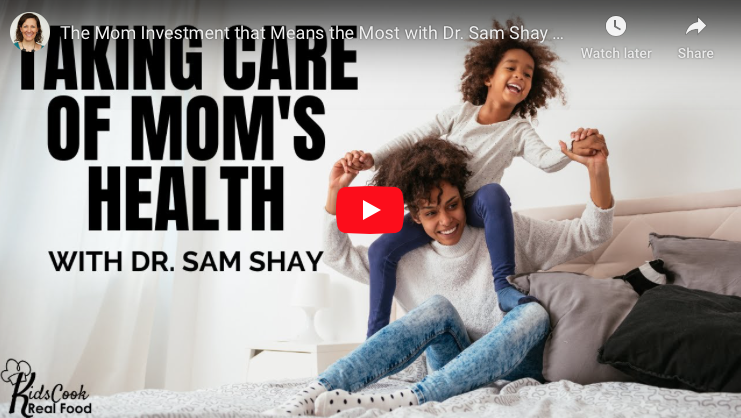Taking Care of Mom's Health